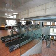 Wird noch bis Ende August 2019 offen bleiben: der Migros-Fitnesspark im Hotel Einstein. (Bild: Ralph Ribi)