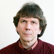 Georg Stelzner, Redaktor Ressort Bischofszell. (Bild: Reto Martin)