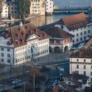 Das Natur-Museum und das Historische Museum werden fusioniert. (Bild: Boris Bürgisser, Luzern, 22. Januar 2018)
