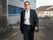 Hochdorf-Verwaltungsratspräsident Daniel Suter muss gehen. (Bild: Eveline Beerkircher, Hochdorf, 13. März 2019)