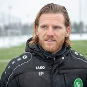 Bereits wieder Vergangenheit beim FC St.Gallen: Eugen Polanski. (Bild: Urs Bucher)
