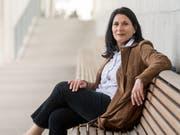 FDP-Kandidatin Francesca Schoch, fotografiert im Horwer Dorfzentrum. (Bild: Boris Bürgisser, 28. März 2019)