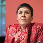 SP-Vizepräsidentin Barbara Gysi. (Bild: Urs Flüeler/Keystone)