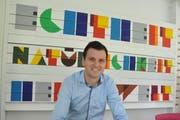 Christian Gressbach, Geschäftsleiter Toggenburg Tourismus. (Bild: Sabine Schmid)