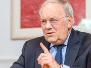 Bundesrat Johann Schneider-Ammann. (Bild: Sandra Ardizzone/AZ, Bern, 17. Januar 2018)
