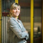 SVP-Nationalrätin Diana Gutjahr will nicht ins Stöckli wechseln. (Bild: Reto Martin)