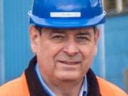Joachim Pfauntsch, Werkleiter Frauenfeld. (Bild: Reto Martin)