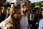 Kyriakos Mitsotakis wird nächster Regierungschef Griechenlands. (Bild: Keystone)