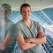 Lukas Görtler hat in St.Gallen einen Dreijahresvertrag unterschrieben. (Bild: Urs Bucher)