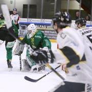 Der HC Thurgau bekommt es in der Best-of-7-Viertelfinalserie mit dem HC Ajoie zu tun. Gegen die Jurassier gelang den Thurgauern in dieser Saison kein einziger Punktgewinn. (Bild: Mario Gaccioli, Weinfelden, 20. November 2018)