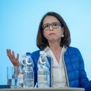 Susanne Vincenz-Stauffacher (FDP).