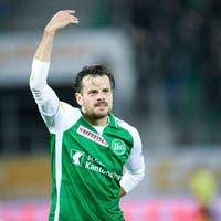 Der FC St.Gallen verliert seine Identifikationsfigur: Tranqu ...