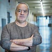 Andreas Mehlstäubl, hier im Gang des einstigen Stasigefängnisses Hohenschönhausen, wurde wegen «Republikflucht» verurteilt. (Bild: Rudi-Renoir Appoldt)