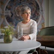 Genossenschaftspräsidentin Agnes Haag: «Wir brauchen das Geld als Polster.» (Bild: Benjamin Manser)