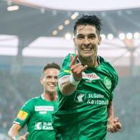 FC St.Gallen verlängert mit Victor Ruiz – und trainiert in B ...
