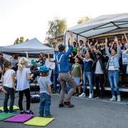 Das LSO wurde für sein soziales Engagement ausgezeichnet. (Bild: Philipp Schmidli (Luzern, 5. Oktober 2018))