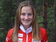 Die St.Galler OL-Läuferin Eliane Deininger. (Bild: PD)