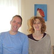 Wilma Demmer und Bart Dijkstra aus Holland erhielten ihre Weihnachtsgeschenke früher immer schon am 5. Dezember. (Bild: Corinne Bischof)