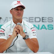 SUZUKA, JAPAN - OCTOBER 04: Michael Schumacher of Germany and Mercedes GP announces his retirement at the end of the season during previews for the Japanese Formula One Grand Prix at the Suzuka Circuit on October 4, 2012 in Suzuka, Japan. (Photo by Mark Thompson/Getty Images)