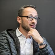 «Unser Trainer akzeptiert, dass wir ihm keine goldenen Eier in den Spielerkorb legen», sagt CEO Nick Christen. (Bild: Manuela Jans-Koch (Kriens, 18. April 2018))