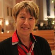 Vreni Breitenmoser, abtretende Präsidentin der Liberty Brass Band. (Bild: Corinne Bischof)