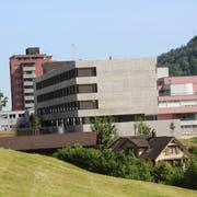 Der neue Bettentrakt des Spitals Wattwil wurde 2018 eingeweiht. (Bild: Martin Knoepfel)