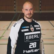 Paul Bar, Torhüter des HC Kriens-Luzern. (Bild: PD)