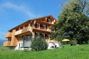 Das Wohnhaus Vorder Sonnwil (Bild: PD)