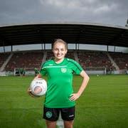 Karin Bernet verstärkt den FC St.Gallen-Staad. (Bild: Urs Bucher)