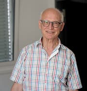 Der Besuch bei der Sternwarte Stans stand unter der Leitung von Andreas Traber.