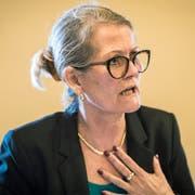 Monika Egli-Alge, Gründerin der Phoenix Wohnheime in Weinfelden und Müllheim. (Bild: Reto Martin, 15. März, 2019)