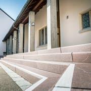 Das Gemeindehaus von Bottighofen. (Bild: Andrea Stalder)