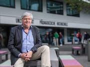 Hans-Rudolf Schärer, Rektor der PH Luzern, freut sich über die Erhöhung des Trägerbeitrags. (Bild: Boris Bürgisser, Luzern, 11. Juni 2019)