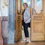 Elisabeth Schneider-Schneiter, Präsidentin der Aussenpolitische Kommission (APK) des Nationalrats: «Das Abkommen muss mehrheitsfähig sein, um vor dem Volk bestehen zu können.»