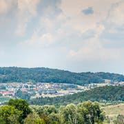 Blick auf Herdern von ennet der Thur. (Bild: Andrea Stalder)