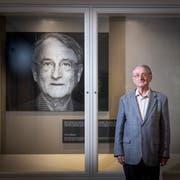 Ivan Lefkovits ist einer der letzten Überlebenden des KZ Bergen-Belsen (Bilder: Urs Bucher)
