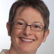 Brigitta EngeliBezirkspräsidentin Grüne Partei(Bild: PD)