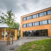 Der Quartierplatz mit Pavillon soll zu einem Begegnungsort für die Bevölkerung werden. (Bild: Andrea Stalder)