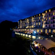 Grand Opening des Bürgenstock Hotels & Resort Lake Lucerne am Freitag, 28. September 2018.