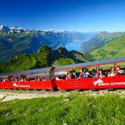 Obwohl die private Brienz-Rothorn-Bahn ein Touristenmagnet ist, musste der Kanton Bern vor zwei Jahren Finanzhilfe leisten, als grössere Investitionen bevorstanden. (Bild: Alamy)