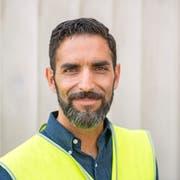 Michele Carizzolo, Projektleiter der St.Galler Stadtwerke. (Bild: Urs Bucher)