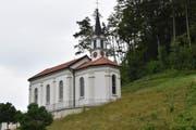 Die Kapelle Oberrindal wurde 1901 erbaut und ein Jahr später eingeweiht. Heute finden nur noch selten Gottesdienste in ihr statt. (Bild: Timon Kobelt)