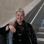 Marianne Jörgensen kreiert jedes Jahr eine neue, besondere Adventsdekoration. (Bild: PD)