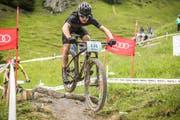 Praktisch jedes Wochenende nimmt David Muri an einem Rennen teil. Bis zu sechs Stunden kann das Fahrradputzen anschliessend dauern. (Bild: PD)