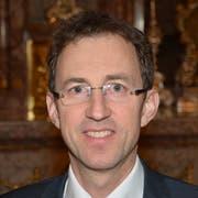Roman Habrik, Kirchberger Gemeindepräsident. (Bild: Beat Lanzendorfer)