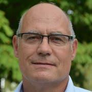 Markus Müller, Präsident Verein Sandhalle Frauenfeld. (Bild: Mathias Frei)
