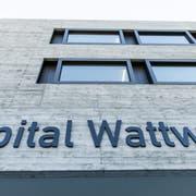 Die Zukunft des Spitals Wattwil ist offen – in der Bevölkerung kommt Widerstand auf. (Bild: Mareycke Frehner)