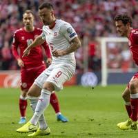Der Ticker zum EM-Qualifikationsspiel gegen Dänemark zum Nac ...