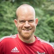 Josua Heubi, Präsident des Turnvereins Müllheim. (Bild: Andrea Stalder)