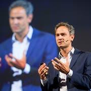 Daniele Ganser trat am Networking-Tag als Referent auf. (Bild: Mareycke Frehner)